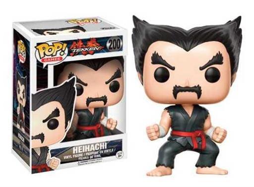 Tekken POP! Games Vinyl Figura Heihachi 9 cm