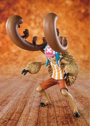 Figura Cotton Candy Lover Chopper de14 cm One Piece. Horn Point Figuarts Zero
