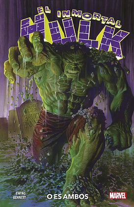 Marvel Premiere. El Inmortal Hulk Vol.1