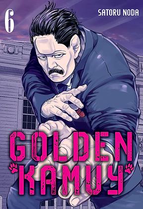 Golden Kamuy Vol.6