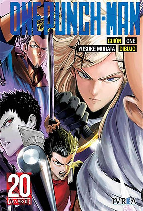 One Punch-Man Vol.20