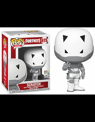 Fortnite POP! Games Vinyl Figura Scratch 9 cm