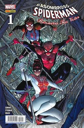 Spiderman: Renueva tus votos (completa en grapa).
