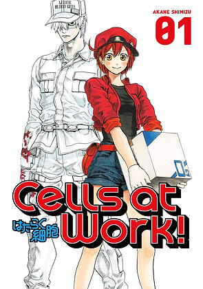 Cells at work Vol.1