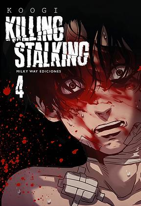 Killing Stalking Vol.4