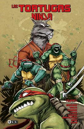 Las Tortugas Ninjas Vol.1