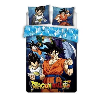 Funda de edredón Dragon Ball Goku (ALGODÓN)
