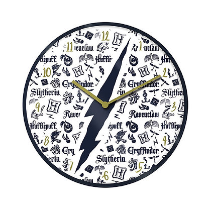 Harry Potter Reloj de pared