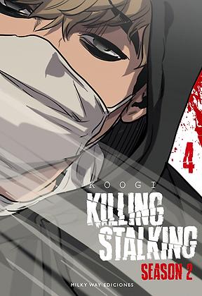 Killing Stalking Season 2 Vol.4