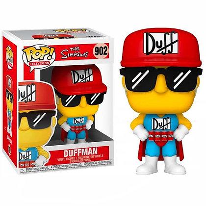 Los Simpson Figura POP! Animation Vinyl Duffman 9 cm