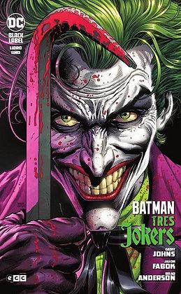 Batman: Tres Jokers Vol.1 de 3