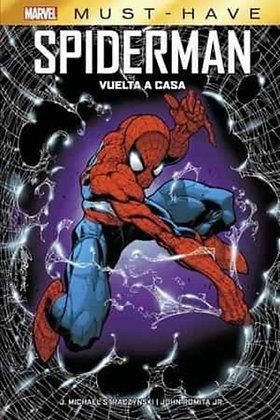 Marvel Must-Have. El Asombroso Spiderman. Vuelta a casa.