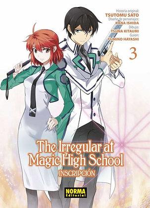 The Irregular at Magic High School Vol.3
