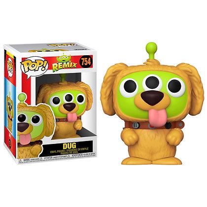 Toy Story POP! Vinyl Figura Alien as Dug 9 cm