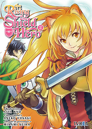 The rising of the Shield Hero Vol.2