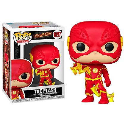 The Flash Figura POP! Heroes Vinyl The Flash 9 cm
