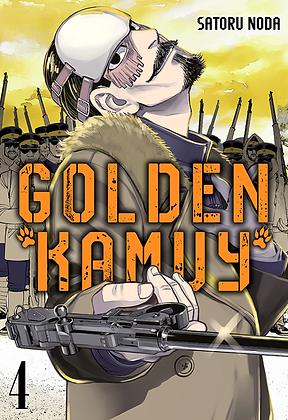 Golden Kamuy Vol.4