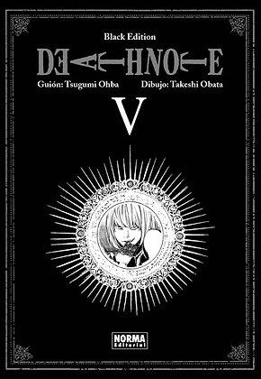 Death Note Black Edition Vol.5