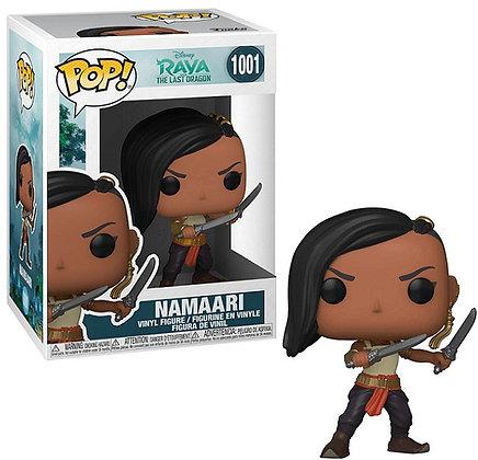 Raya y El últmo dragón POP! Vinyl Figura Namari 9 cm