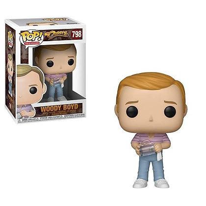 Cheers POP! TV Vinyl Figura Woody 9 cm