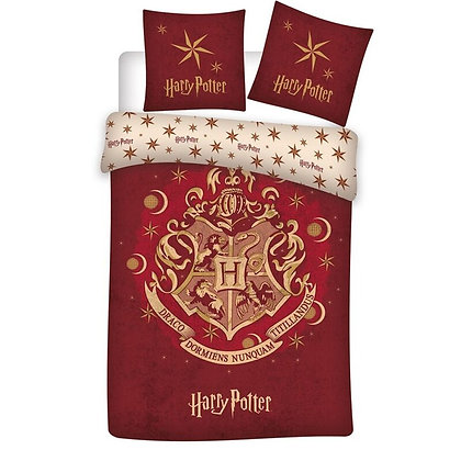 Funda de edredón Harry Potter escudo Hogwarts