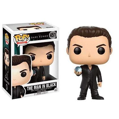 La Torre Oscura POP! Movies Vinyl Figura The Man in Black 9 cm