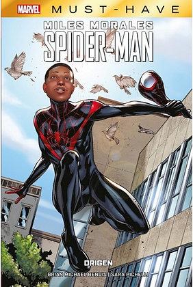 Marvel Must-Have. Miles Morales: Spider-Man. Origen.