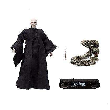 Harry Potter y las Reliquias de la Muerte: parte 2 Figura Lord Voldemort 18 cm
