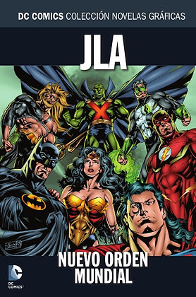 JLA: Nuevo orden mundial