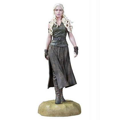 Juego de Tronos Estatua PVC Daenerys Targaryen Mother of Dragons 20 cm