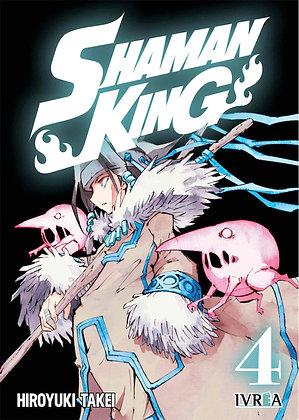 Shaman King Vol.4
