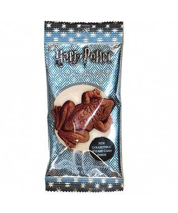 Ranas de chocolate de Harry Potter
