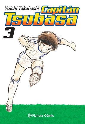 Capitán Tsubasa Vol.3