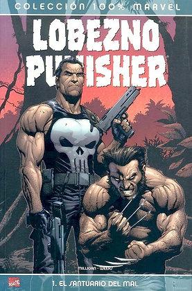 Lobezno / Punisher: El santuario del mal. 100% Marvel.