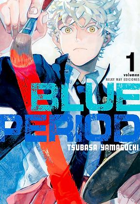 Blue Period Vol.1