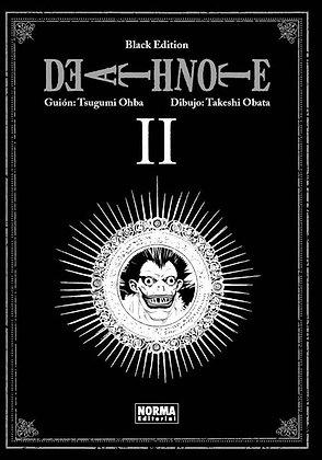 Death Note Black Edition Vol.2