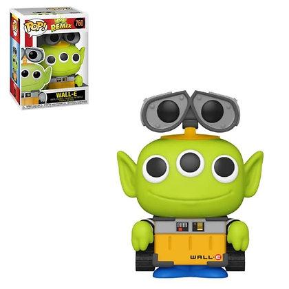 Pixar POP! Vinyl Figura Alien as Wall-E 9 cm