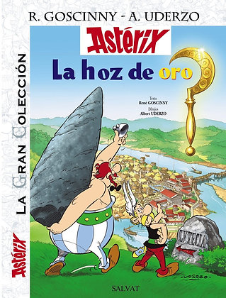 Astérix La Gran Colección. Astérix y la hoz de oro
