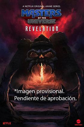 Spikor FIG 18 CM Masters of The Universe Revelation