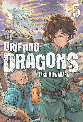 Drifting Dragons Vol.5