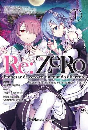 Re:Zero Chapter 2 (manga) Vol.1