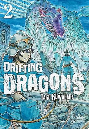 Drifting dragons Vol.2