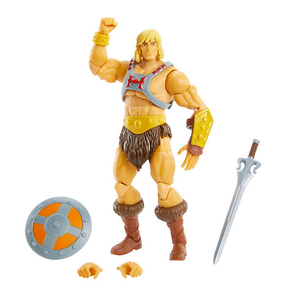 He-Man Classic FIG 18 CM Masters of The Universe Revelation