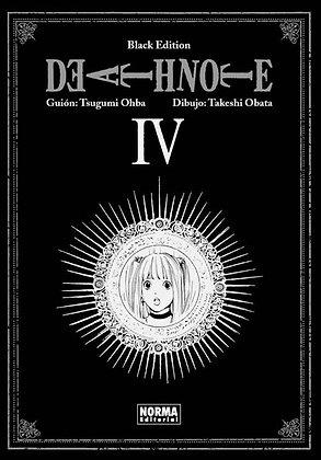 Death Notes Black Edition Vol.4