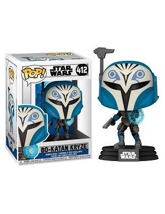 Star Wars: Clone Wars POP! Star Wars Vinyl Figura Bo-Katan 9 cm