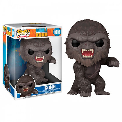 Godzilla Vs Kong Super Sized POP! Movies Vinyl Figura Kong 25 cm
