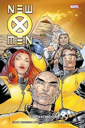 New X-Men 1 de 7: E de Extinción