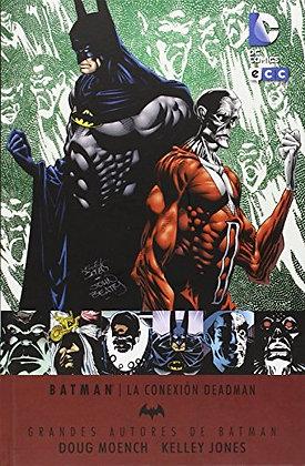 Batman Grandes autores: Doug Moench y Kelley Jones - La conexión Deadman