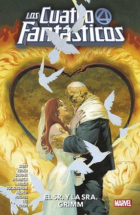 Marvel Premiere. Los 4 Fantásticos Vol.2 El Sr y la Sra Grimm