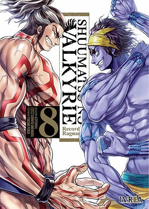 Shuumatsu no Valkyrie. Record of Ragnarok Vol.8